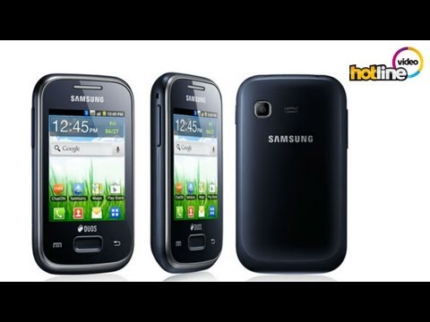 Смартфон Samsung Galaxy Pocket Duos