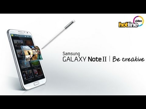 Смартфон Samsung Galaxy Note 2