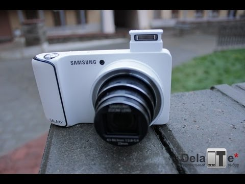 Обзор Samsung Galaxy Camera