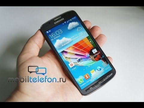 Смартфон Samsung Galaxy S4 Active I9295