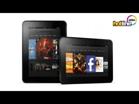 Планшет Amazon Kindle Fire HD 8.9