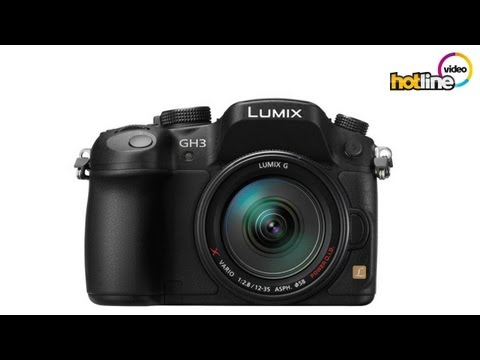 Камера Panasonic Lumix DMC-GH3