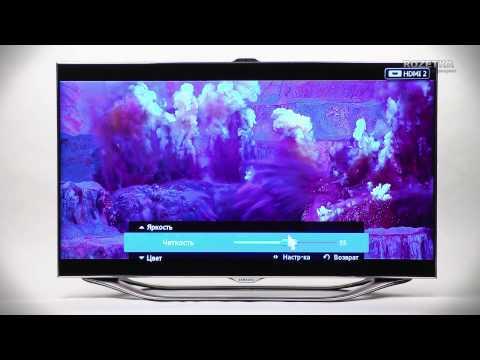 Обзор телевизоров samsung 2